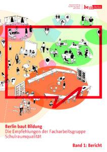 Empfehlungen der Facharbeitsgruppe Schulraumqualität, Senatsverwaltung für Bildung, Jugend und Familie Berlin (2017)